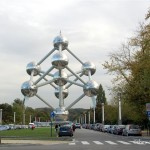 Brussels with kids: Peeing Statues & Giant Atoms