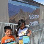 Being Death Valley National Park Junior Rangers