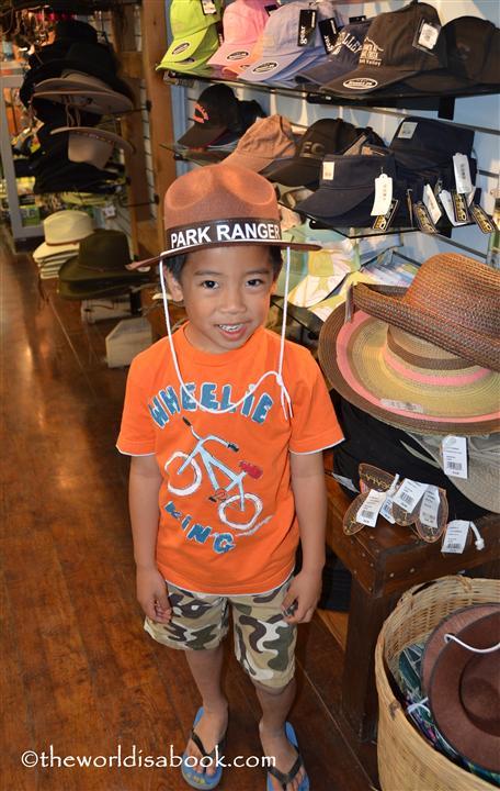 Death valley junior park ranger