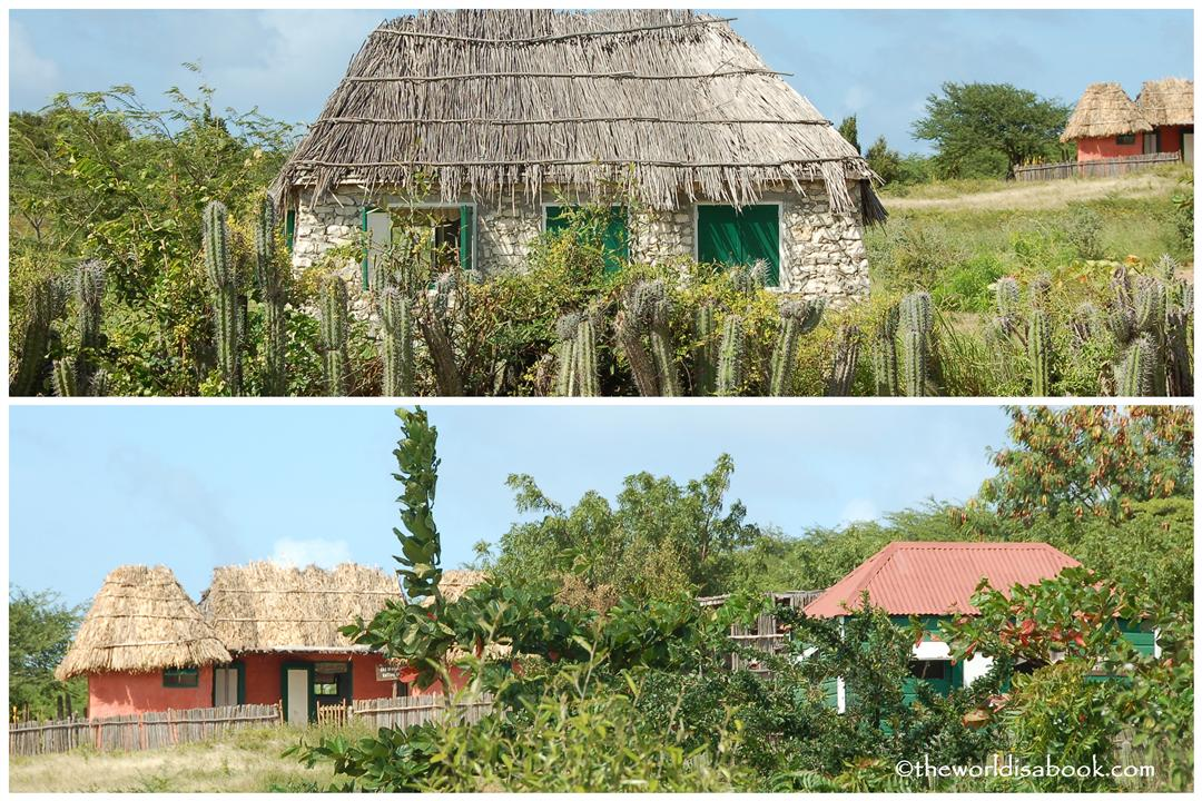 Rincon slave houses Bonaire