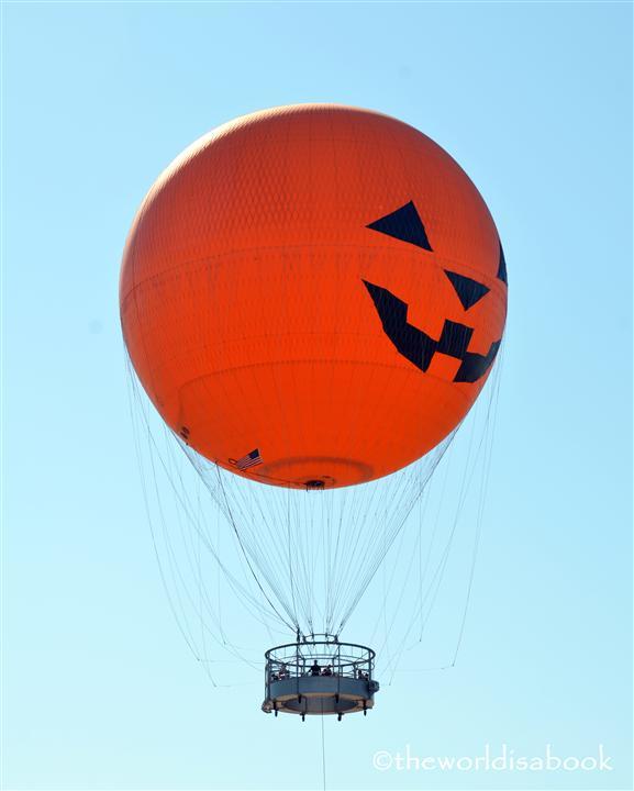 OC Great Park Giant balloon