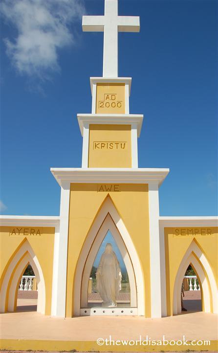 Seru Largu monument