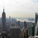New York City with Kids: High up on Top of the Rock