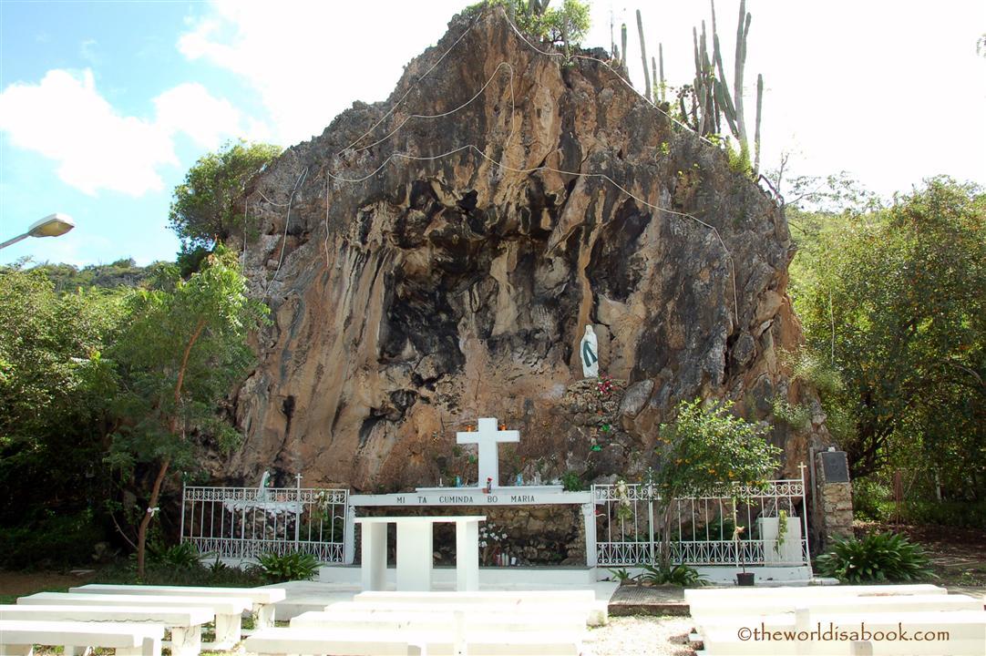 Lourdes Grotto Bonaire