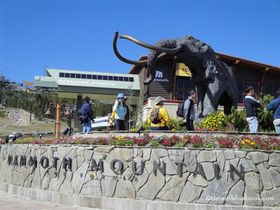 mammoth Mountain resort