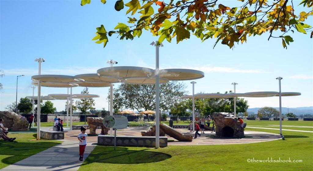 OC Great Park playground