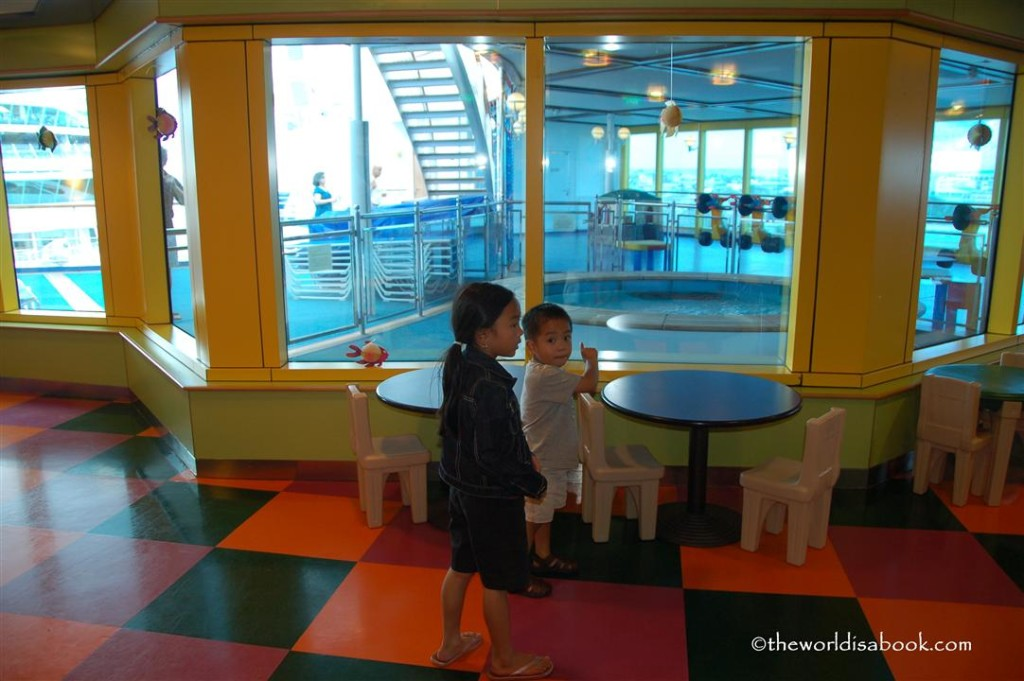 Caribbean Princess Fun Zone