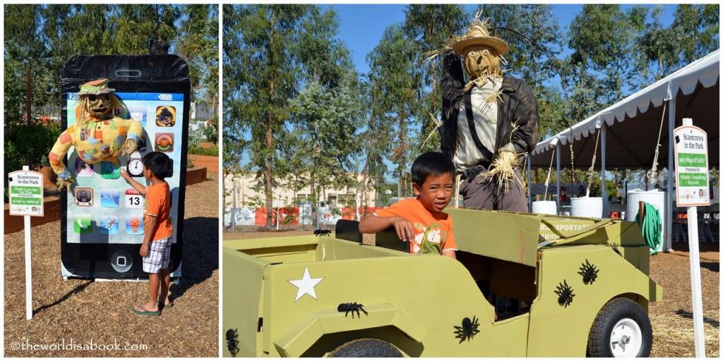 OC Great Park Scarecrow Exhibit