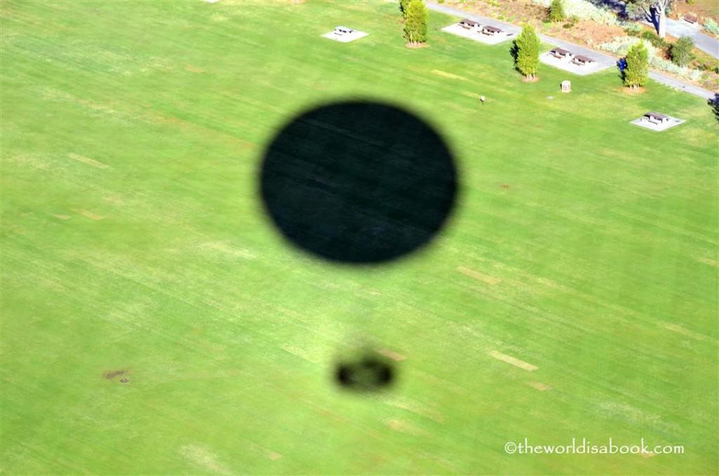 OC Great park balloon shadow