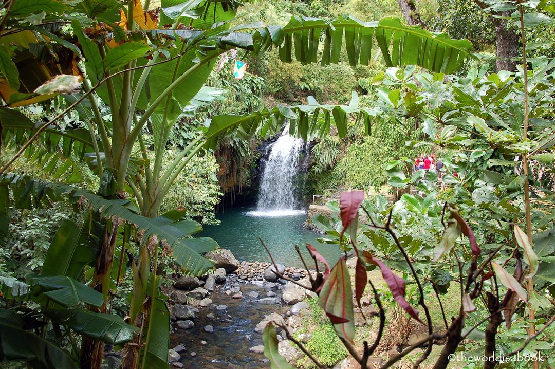 Grenada annadale Falls