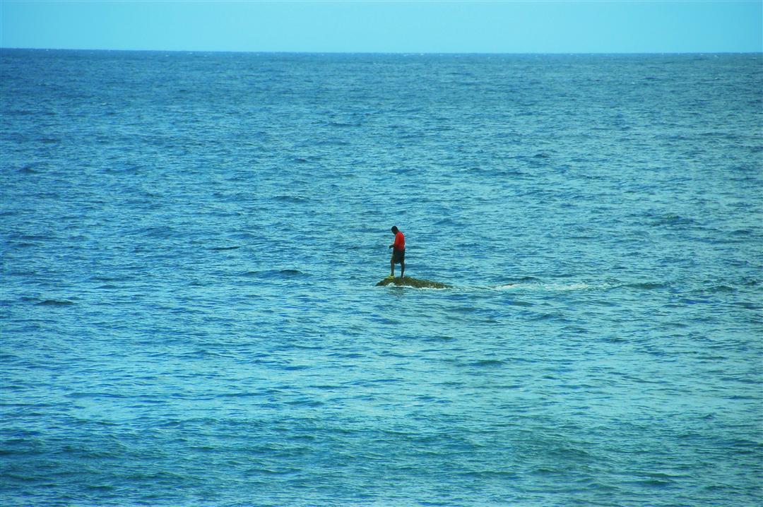 Grenada fisherman