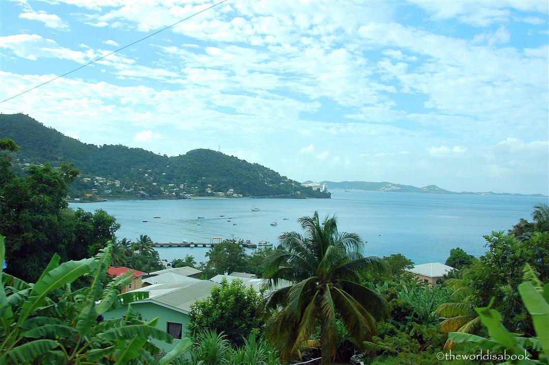 Grenada landscape