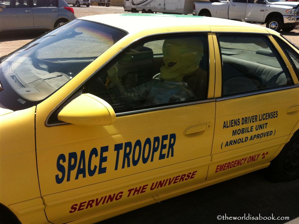 Alien Fresh Jerky cab