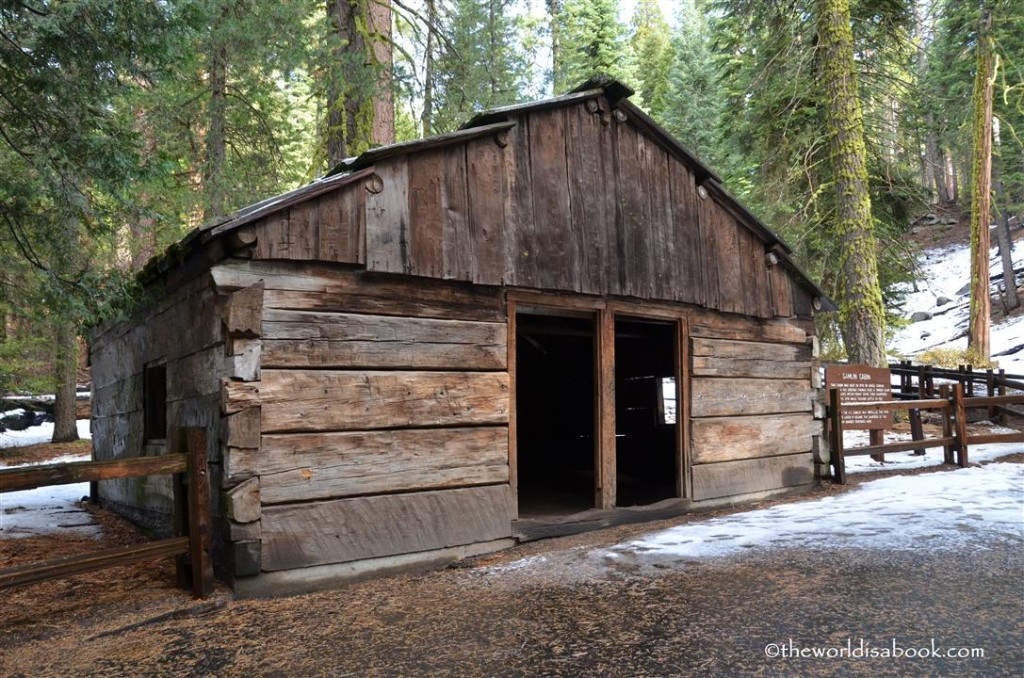 Gamlin Cabin at King's Canyon