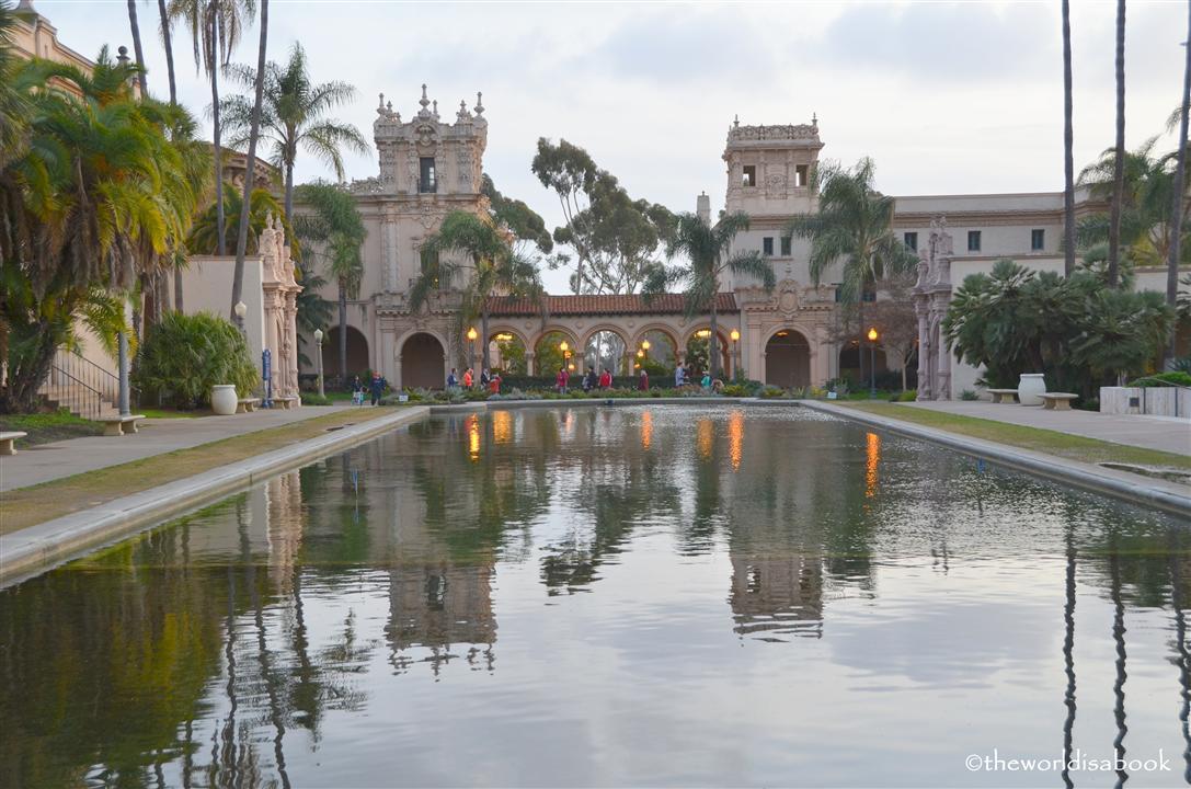 balboa park pool