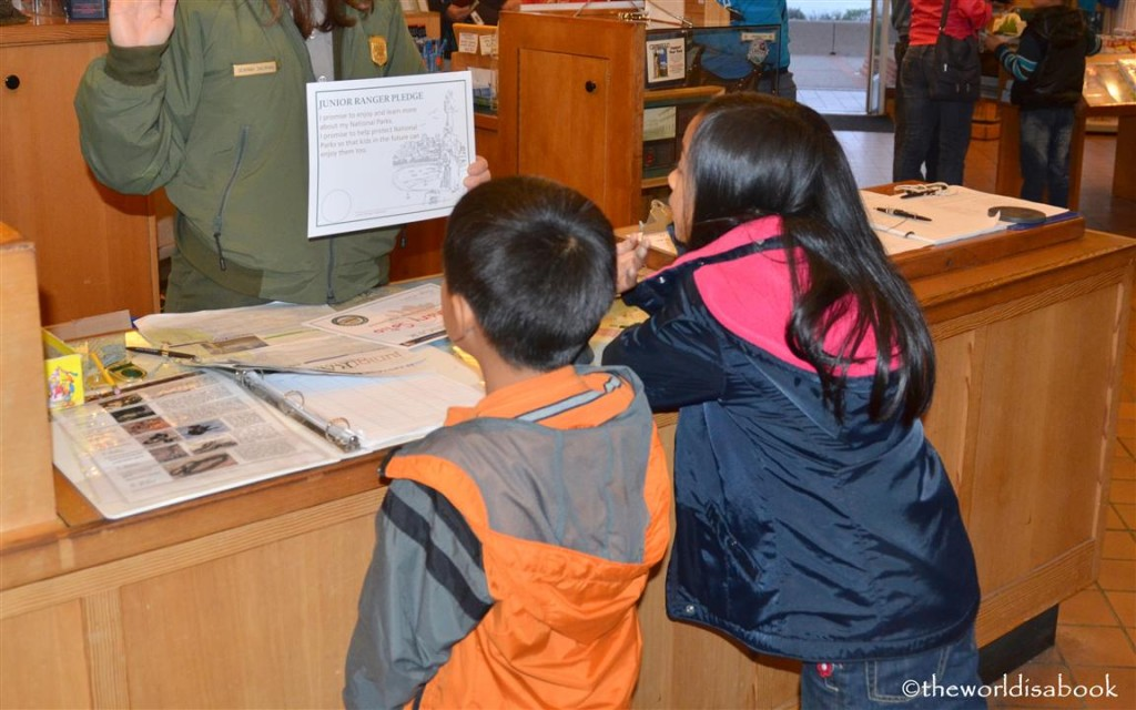 cabrillo national monument junior rangers