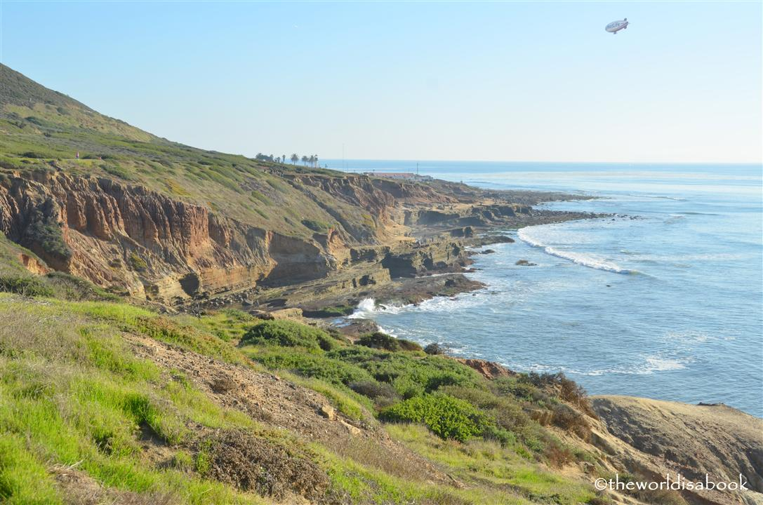 Cabrillo national monument coast