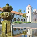 Visiting Old Mission Santa Barbara