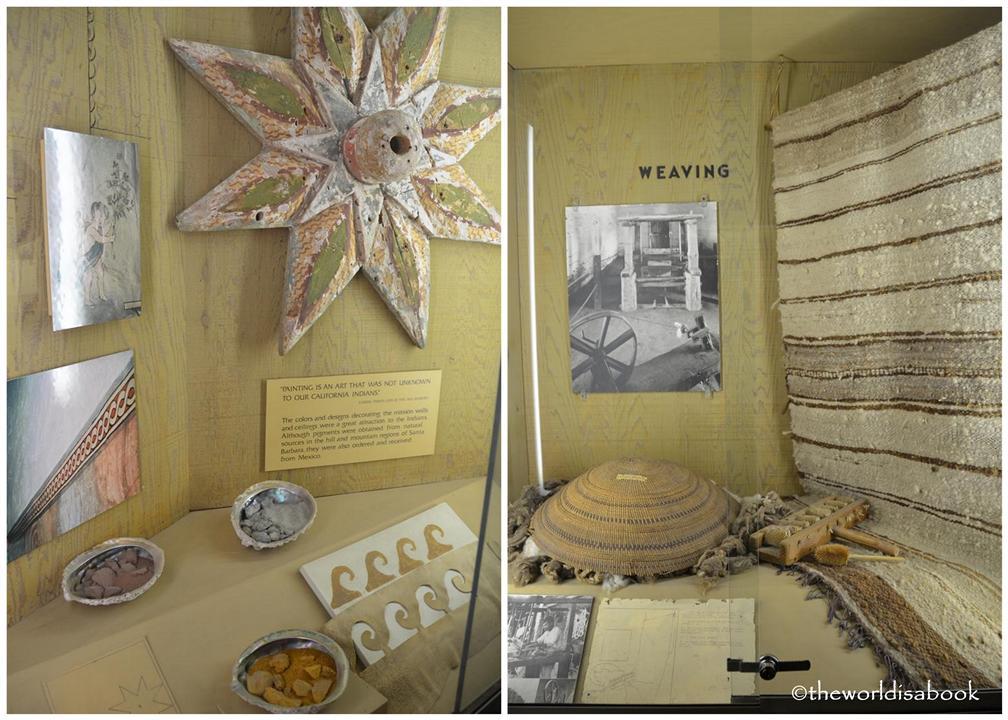 Mission Santa Barbara museum
