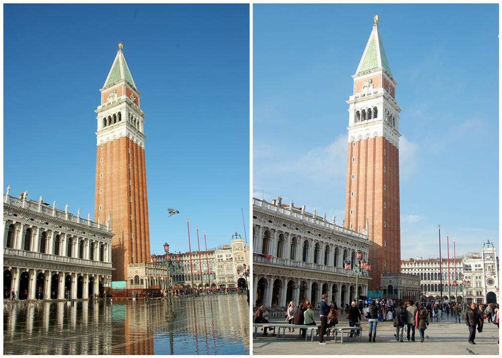 Acqua Alta In Venice Our Experience The World Is A Book