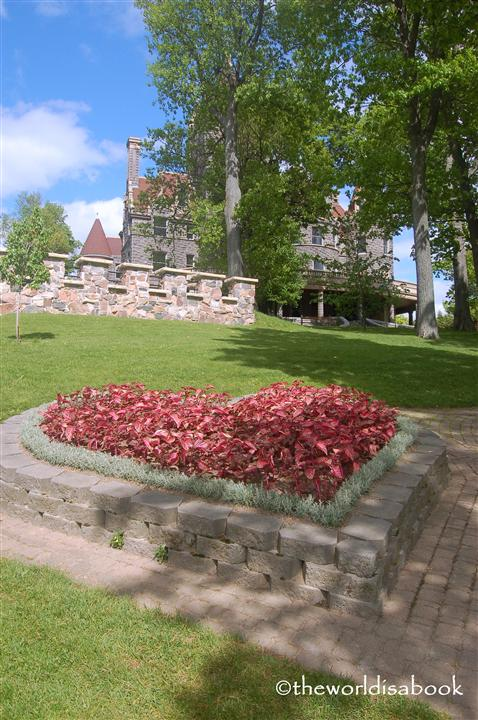 Boldt castle heart