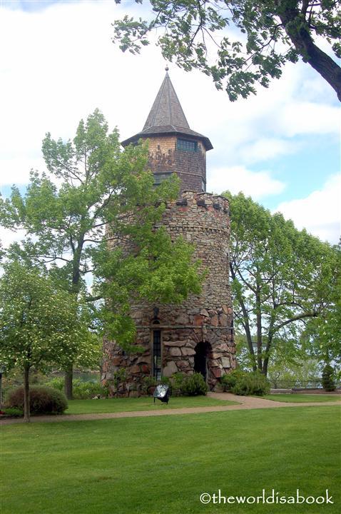 Boldt castle hennery dove-cote