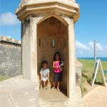 Puerto Rico with Kids: A Stop in El Morro