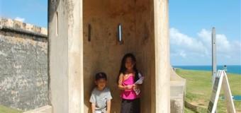 Puerto Rico with Kids: A Stop in El Morro