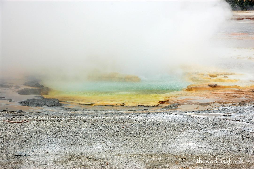 yellowstone spasm geyser image