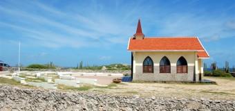 Touring Aruba: Cacti and Beaches