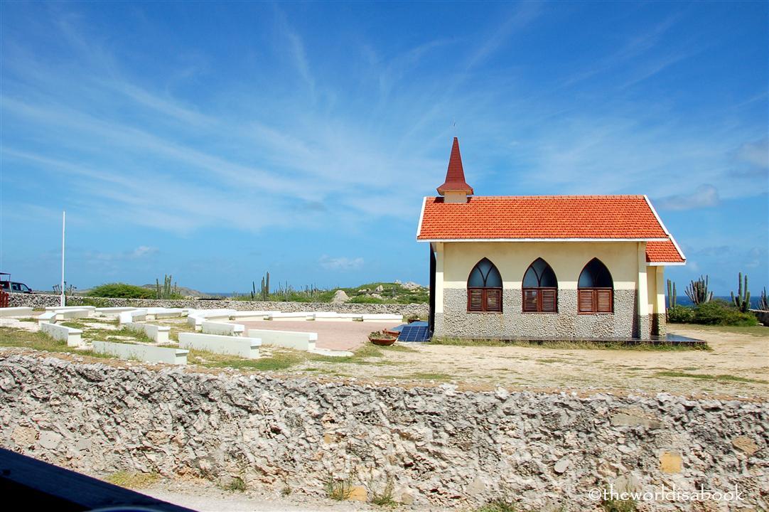 Aruba Alto Vista chapel image