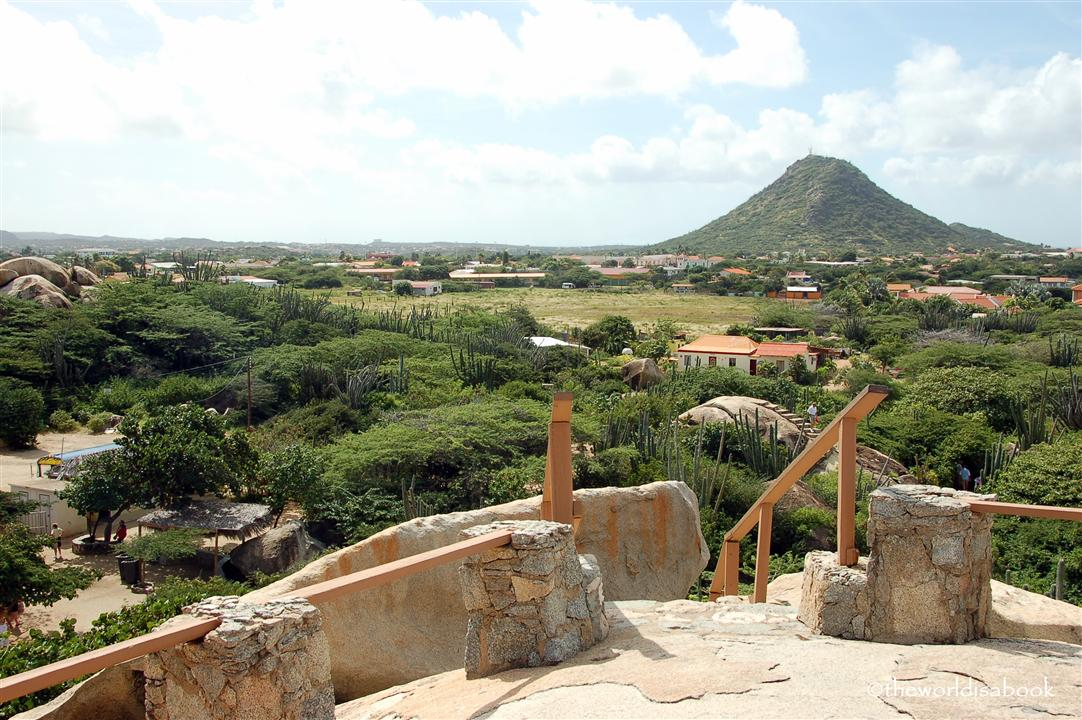 Aruba Mount Hooiberg the Haystack image