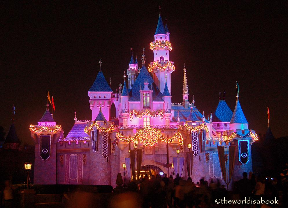 Sleeping Beauty Castle Disneyland image
