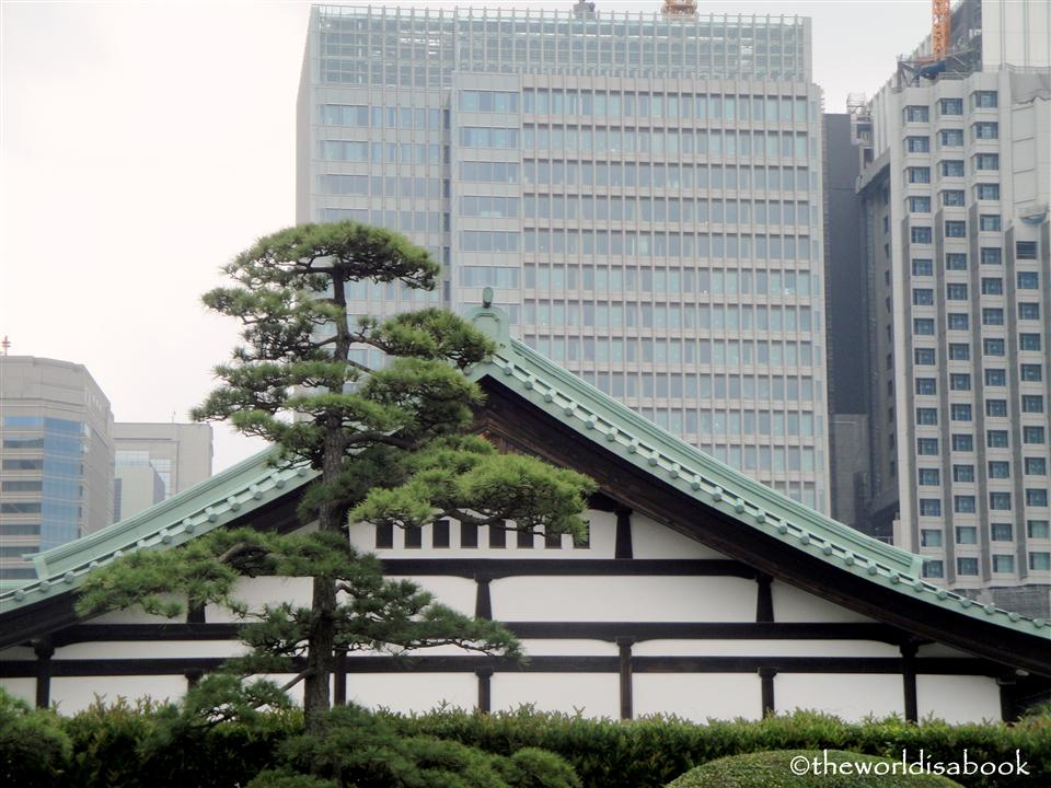 Tokyo Imperial guard house image picture