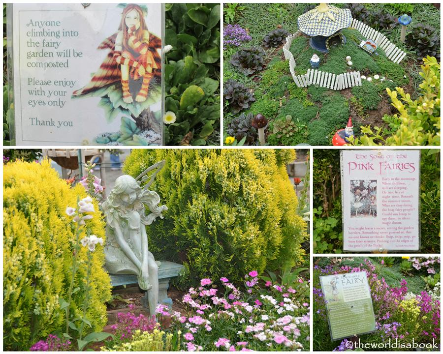 Carlsbad flower fields fairy garden