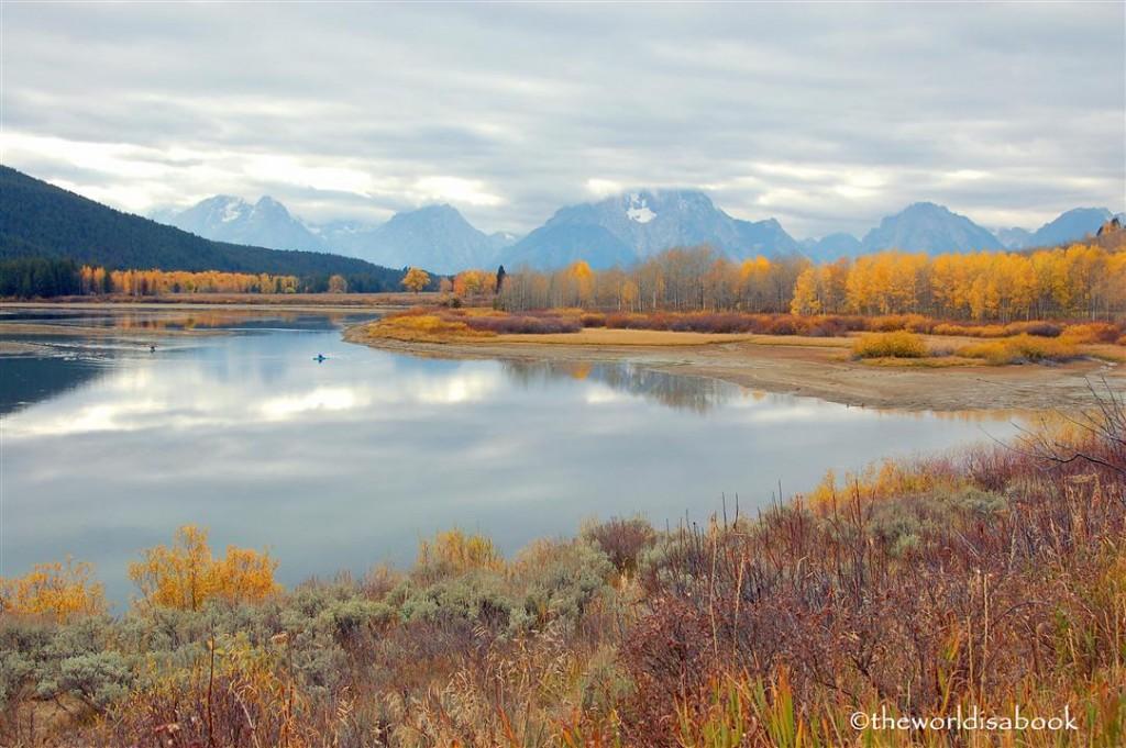 Grand Teton Oxbow Bend image