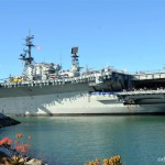 USS Midway Museum with Kids