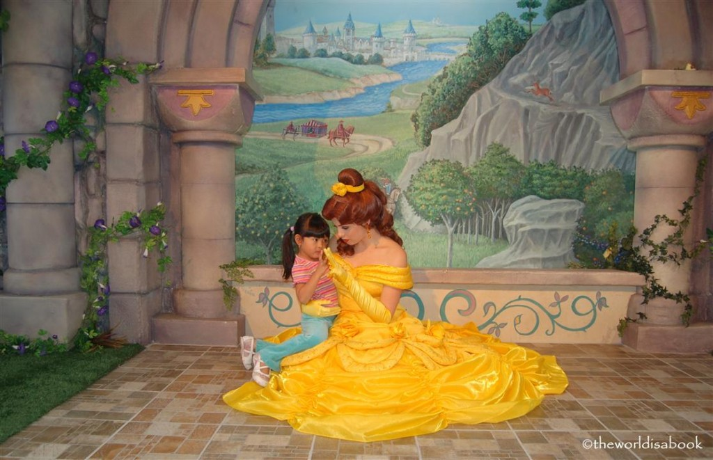 Belle of Beauty and the Beast image