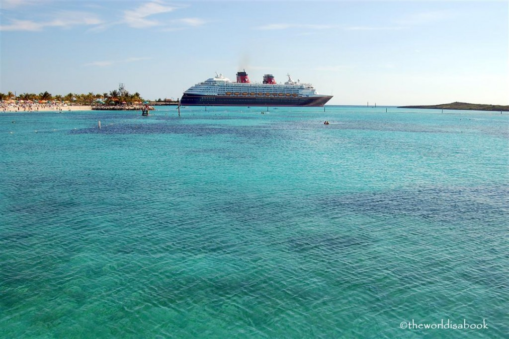 Disney Magic at Castaway Cay