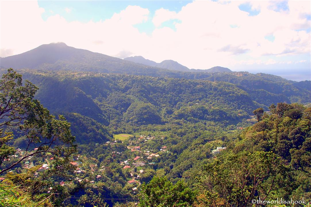 Dominica Roseau Valley image