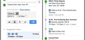 Public Transportation Apps for your Trips