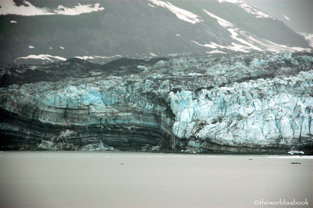 Hubbard and Valerie glacier