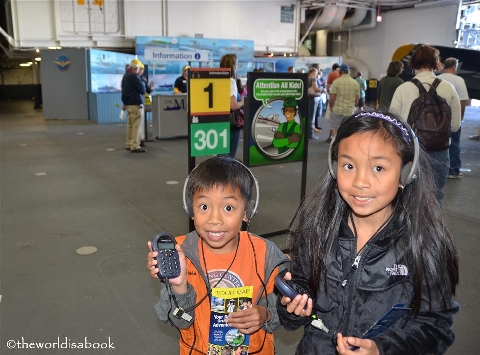 USS Midway Museum Junior Pilot Program