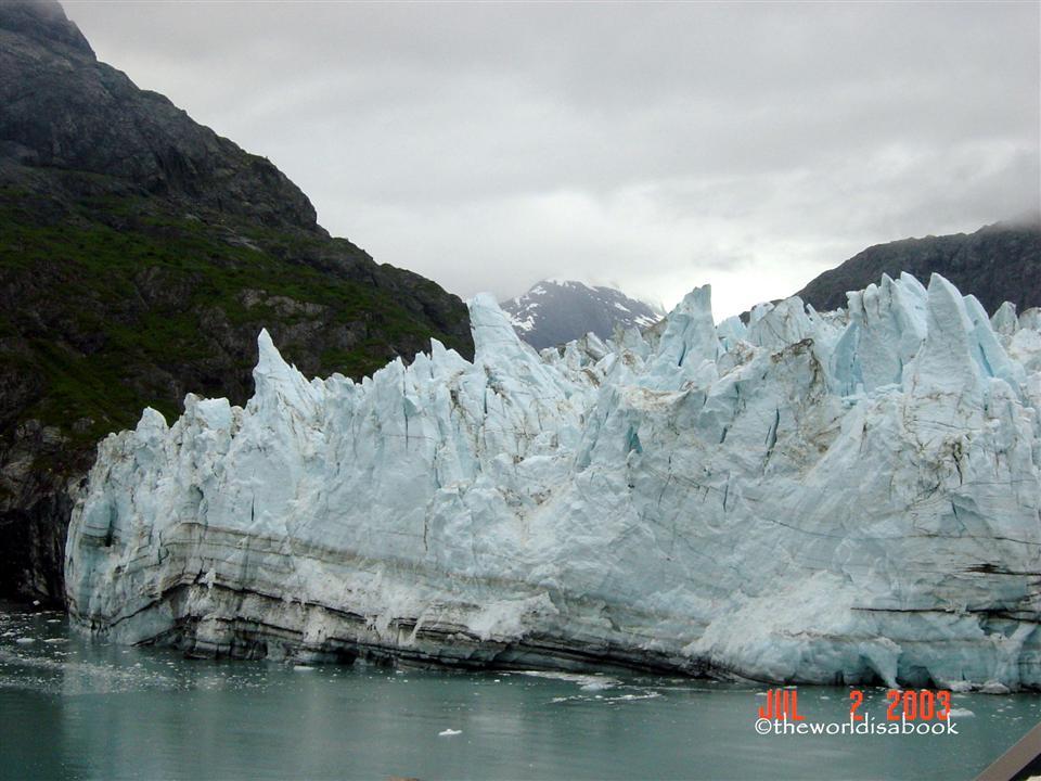 Margerie Glacier Alaska image