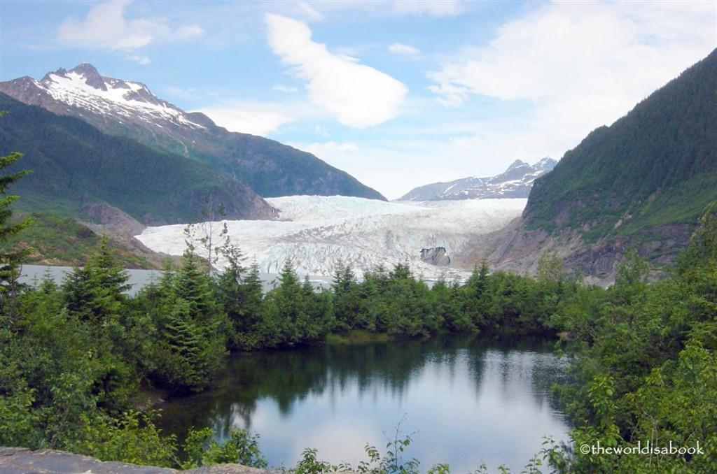 Mendenhall Glacier Juneau Alaska