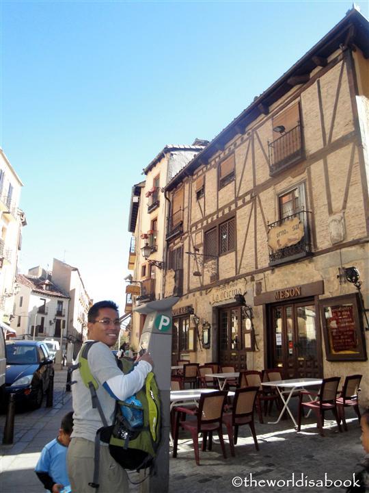 Segovia Meson Restaurante Casa Vicente