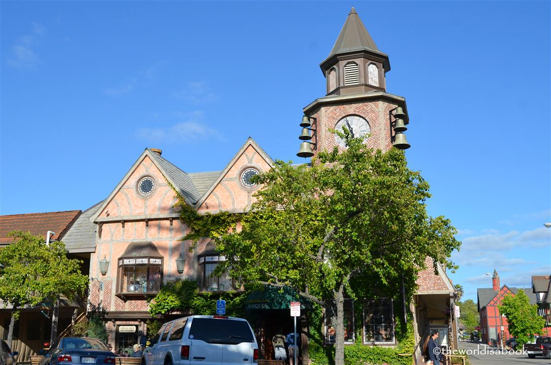 solvang architecture image