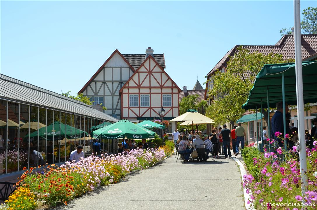 Solvang restaurant image