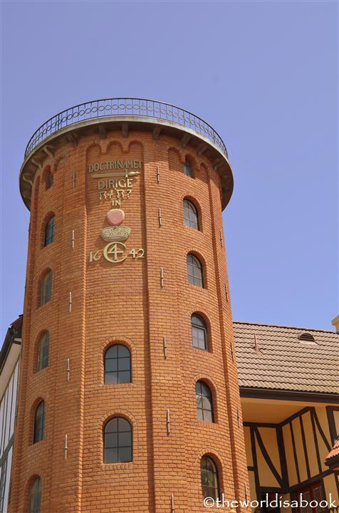 Solvang round tower rundetarn image