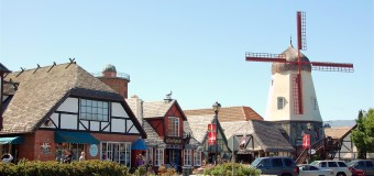 Strolling Solvang with Kids: Danish Capital of America